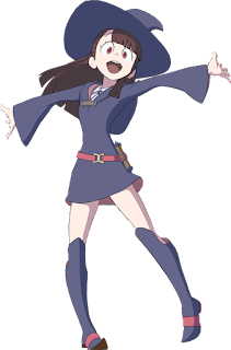 Little Witch Academia: Chamber of Tim