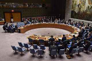 5 Countries elected as non-permanent members of UNSC
