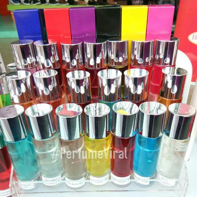 Perfume yang sangat wangi dan sedap