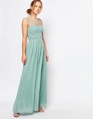 vestidos largos para el dia