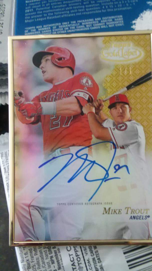 Sports Cards Plus Store Blog 2018 Topps Gold Label Baseball 5995