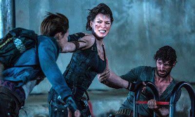 Resident Evil: The Final Chapter Movie Image Milla Jovovich (11)