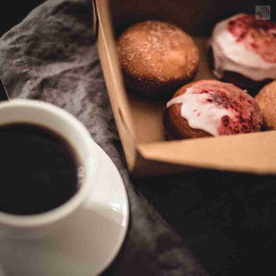 Make your Ghanaian Bofrot Donut Holes as fancy or plain as you want.