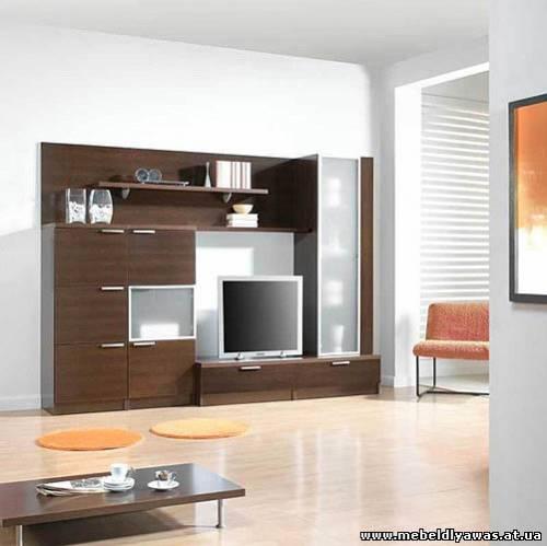 Мебель стенки современные
