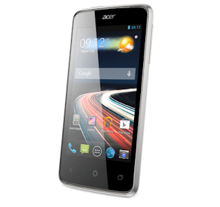 Cara Flash Acer Liquid Z160