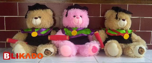 Boneka dan Hadiah Wisuda Madiun