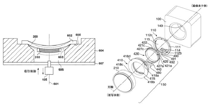 Иллюстрации из патента Canon