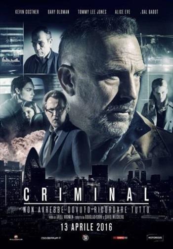 Criminal 2016 Hindi Dubbed Movie Download