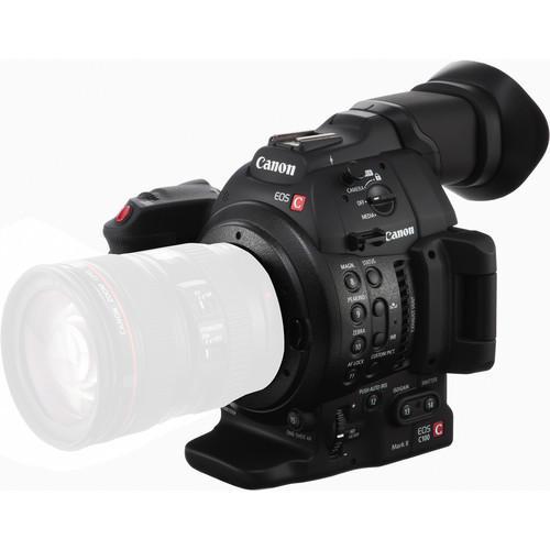 Canon EOS C100 MK II Cinema Camera body (EF) $2,843