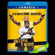 Un espía y medio (2016) THEATRICAL BRRip 720p Audio Dual Latino-Ingles
