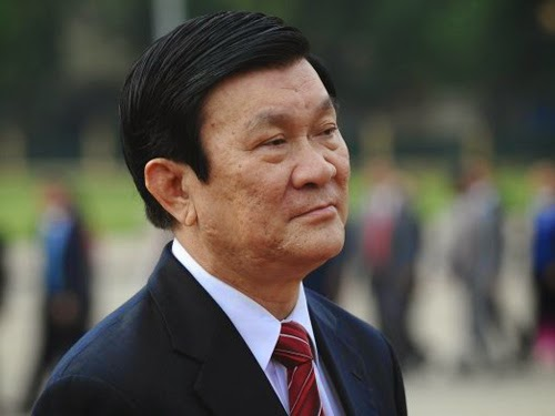 Chủ tịch nước Trương Tấn Sang bị Wikileaks tố cáo ăn hối lộ bạc triêu đô la