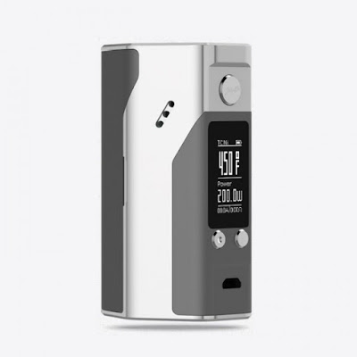The Most Noticeable Upgrade On Wismec RX200S