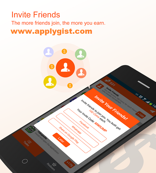 Earn Free Cash With Your Android