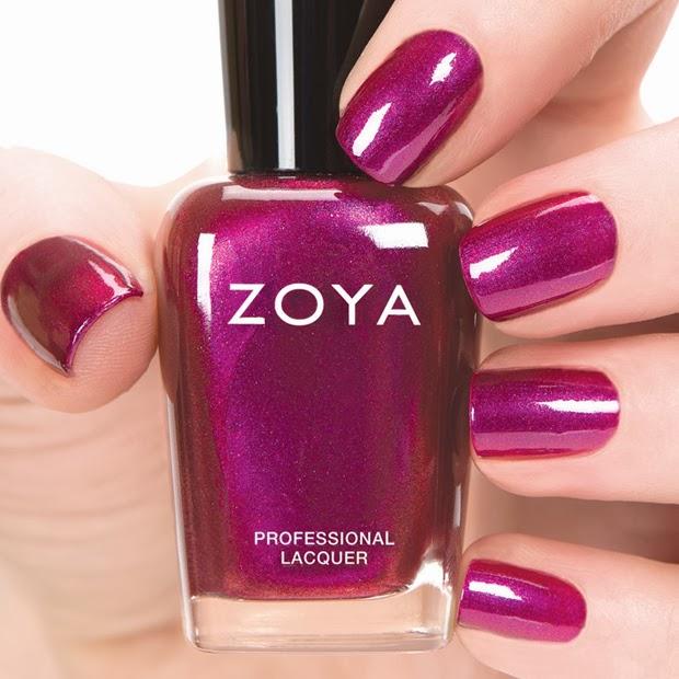Zoya Nail Polish Blog: Total Beauty Names the Hottest Nail