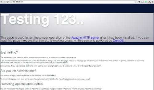 breadcrumbing   : CMS Showdown: Install Drupal 7 on CentOS 7 (Apache