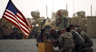 مقتل وجرح ستة من العسكريين الأمريكيين في أفغانستان