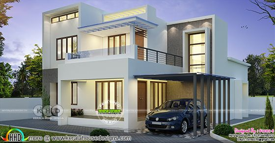 Below 25 lakhs 2400 sq-ft 3 bedroom home