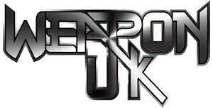 WEAPON UK - Rising From The Ashes (2014) logo