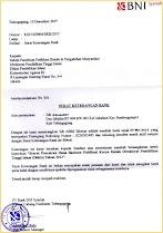 Syarat Mudah Mendapatkan Surat Keterangan Bank (SKB) BNI