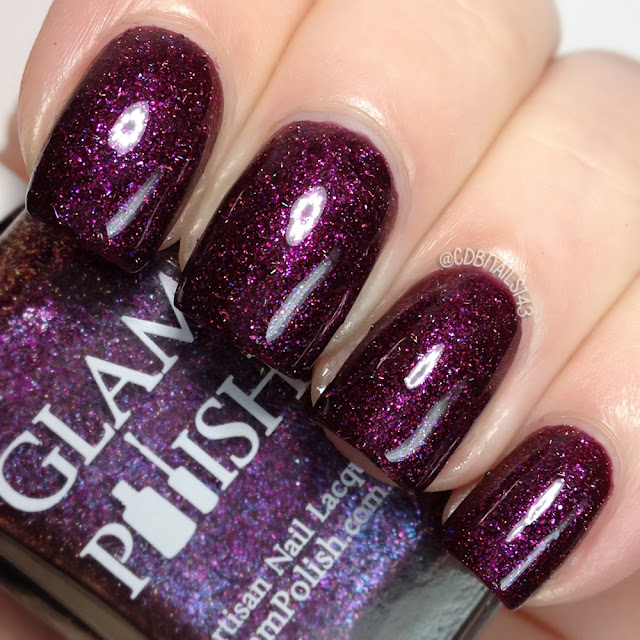 Glam Polish-Suspicious Minds
