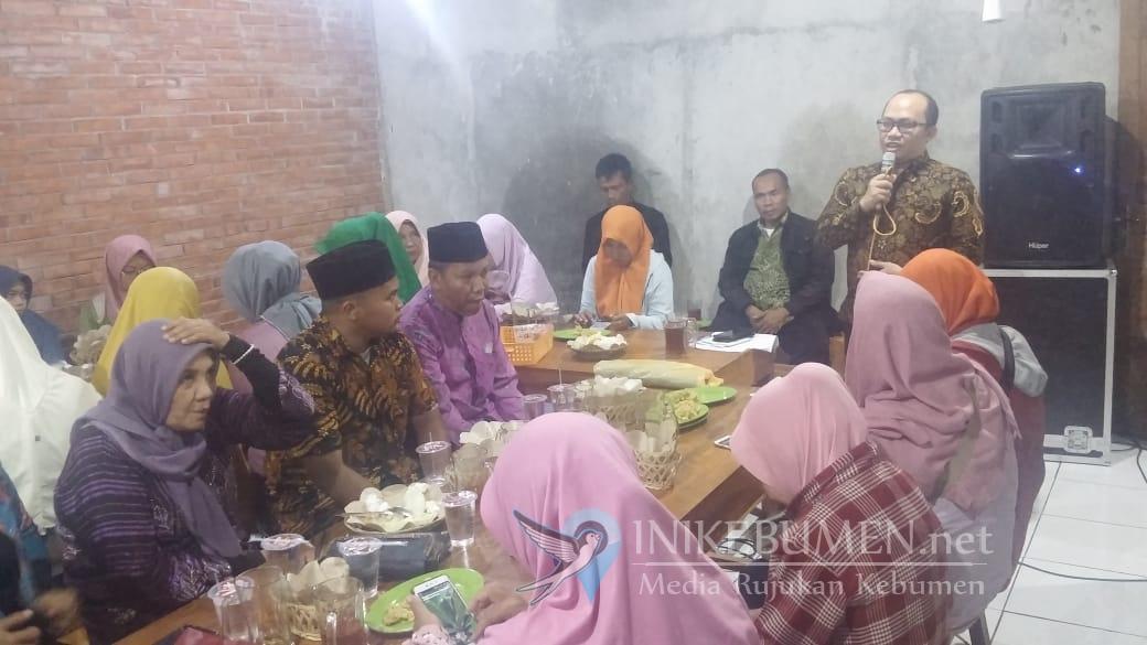 Haris Fikri, Caleg DPR RI Asal PAN Dapil Jateng 7 Gagas Rumah Aspirasi Bersama