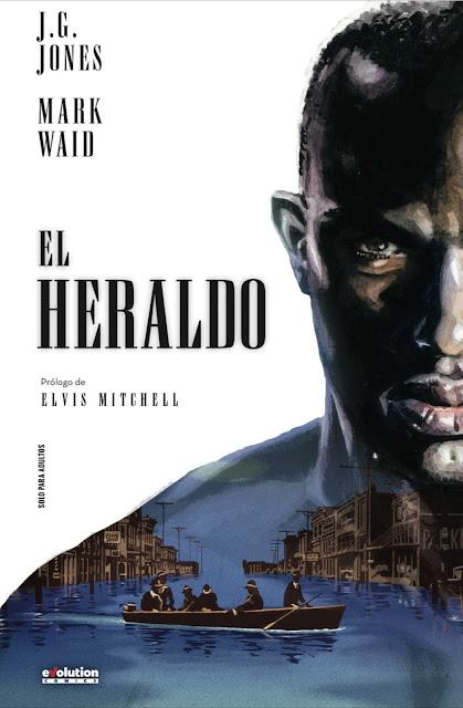 El Heraldo, de Mark Waid y J. G. Jones
