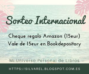 Sorteo Mi Universo Personal de Libros