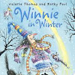 Winnie in Winter by Valerie Thomas and illustrated by Korky Paul
