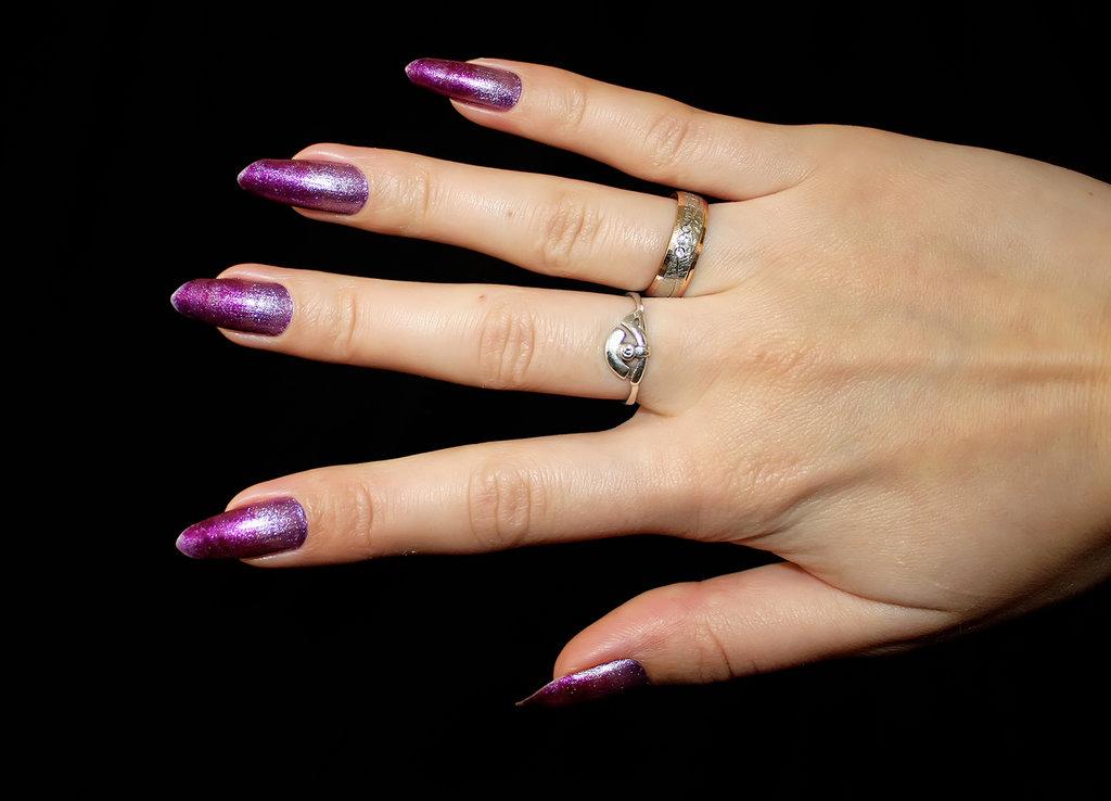 Hermosos diseños de uñas elegantes   Moda 2016   Moda y Tendencias ...