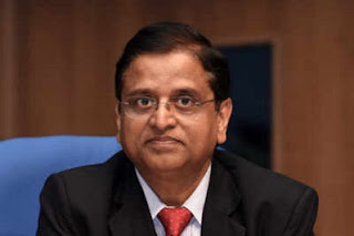 सुभाष चंद्र गर्ग को वित्त सचिव नियुक्त किया गया