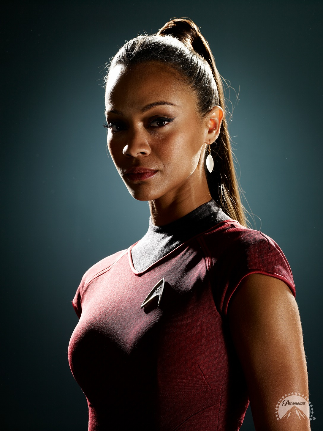 Zoe Saldana Star Trek Sex 55