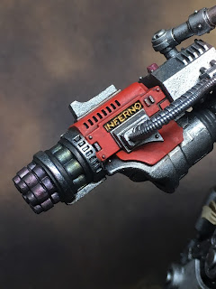 WIP Grand Master in Nemesis Dreadknight Right Arm