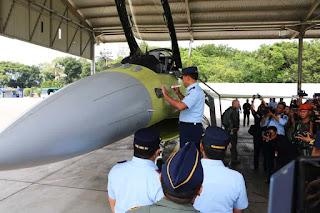 Upgrade 9 Pesawat Tempur F-16A/B TNI AU