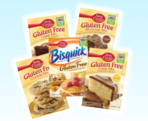 Betty Crocker Gluten Free Recipe Contest