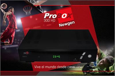 PROBOX 300 HD: NOVA ATUALIZAÇÃO V1.15S - PROBOX%2BPB300