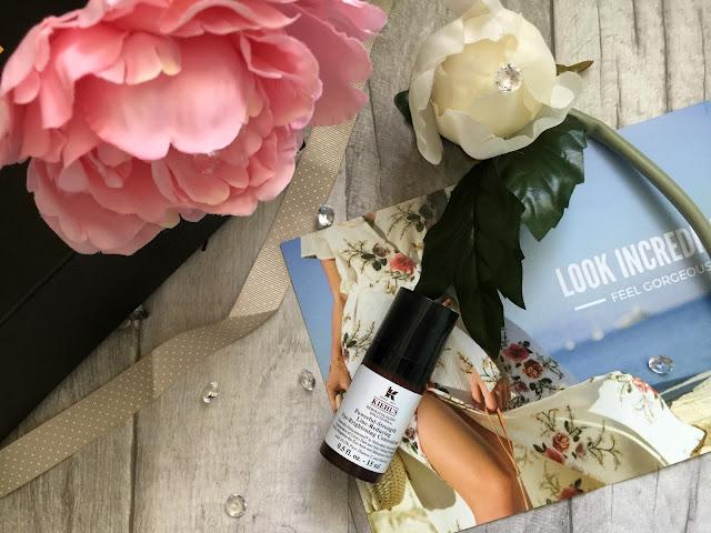 kiehl's powerful strength eye brightening concentrate