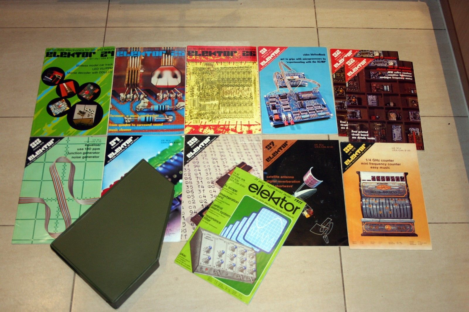 Matrixsynth Thursday January 19 2017 19771978 Mini Special Wiring Diagram 1977 1978 Elektor Magazines Featuring Formant Diy Modular