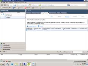 Virtualization Blog: VMware SRM Actual Failover and Failback