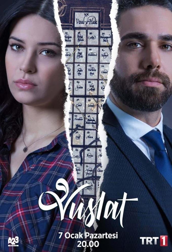'Vuslat' dizisi 1.bölüm izleyici ile buluşuyor