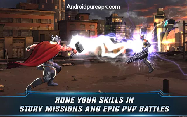 Marvel Avengers Alliance 2 Apk Download Mod