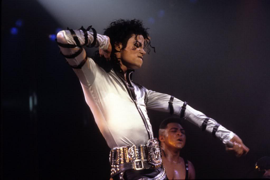 MJJ Photo Gallery: Michael Jackson Bad Tour 1988