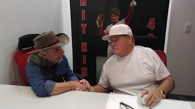 Ed Perrone and Pete Rose