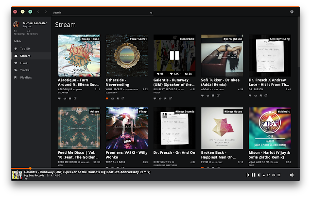 Soundnode Ubuntu