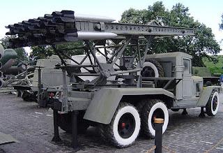 Roket Katyusha