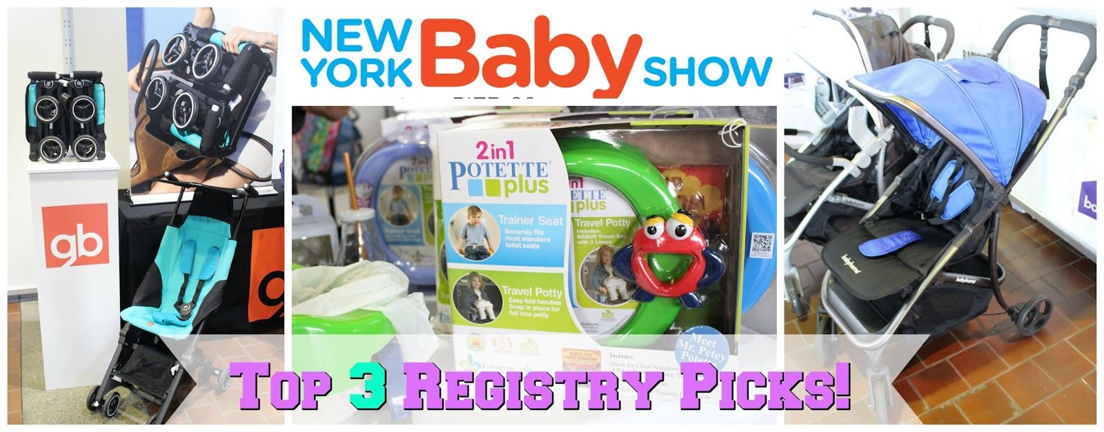 Free Tickets to the New York Baby Show 2017! #MTBloggerLounge ...