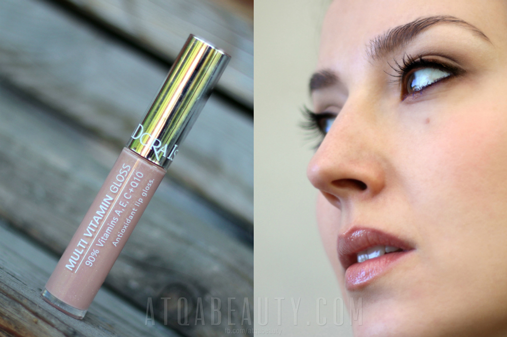 Isadora • Multi Vitamin Gloss • 01 Almond
