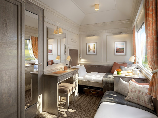 Belmond Grand Hibernian - Grand Tour of Ireland
