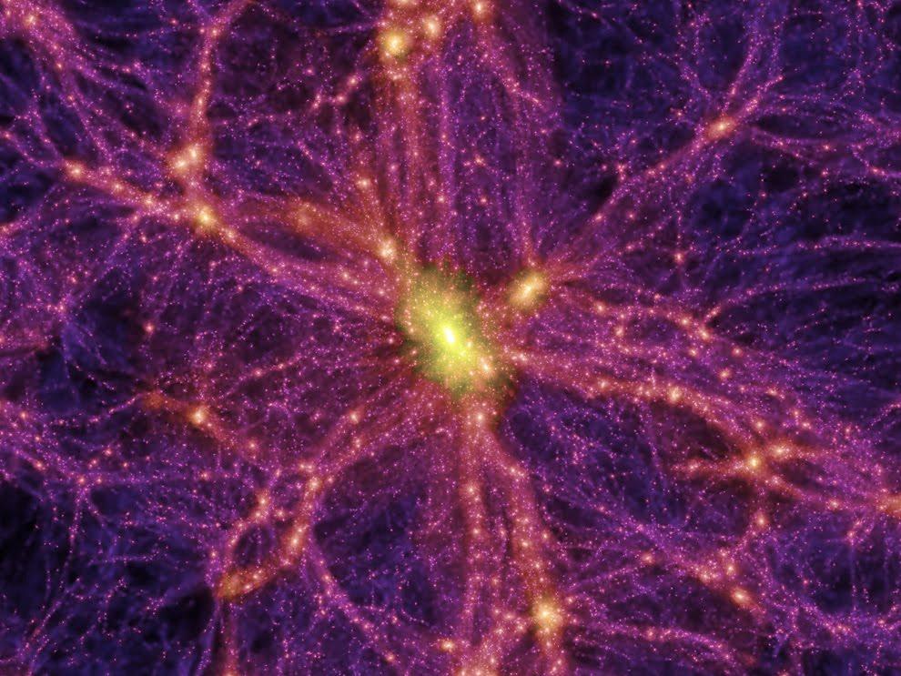 Se l'energia oscura non esistesse?