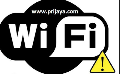 Cara Mengatasi Wifi Limited Windows 8 dan Windows 7