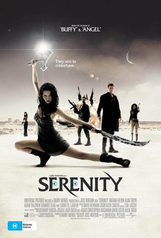 Serenity Serie